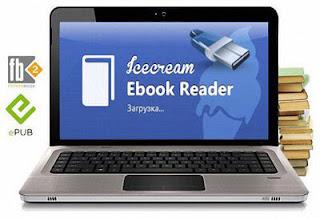 تحميل, برنامج, IceCream ,Ebook ,Reader, قارء, الكتب, الالكترونية