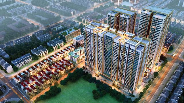 Thông tin mới về dự án Imperia Sky Garden 423 Minh Khai