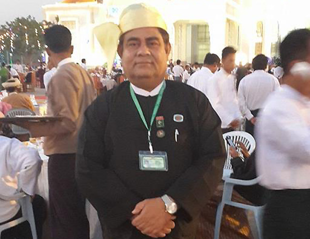 Rohingya Blogger Myanmar Lawmaker Barred From Re Election