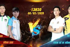 13h30 ngày 8/3/2020, Chim Sẻ Đi Nắng - Vô Thường vs Hồng Anh - SangClub: Không thể cản phá!
