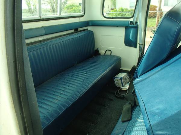 4X4 Van For Sale >> 1979 Ford Supercab 4x4 Truck for Sale - 4x4 Cars
