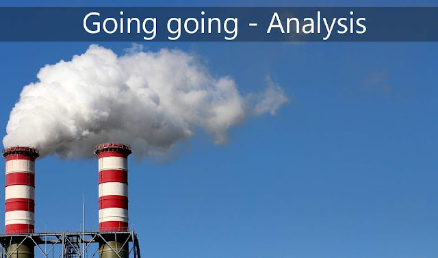 going going by philip larkin - analysis