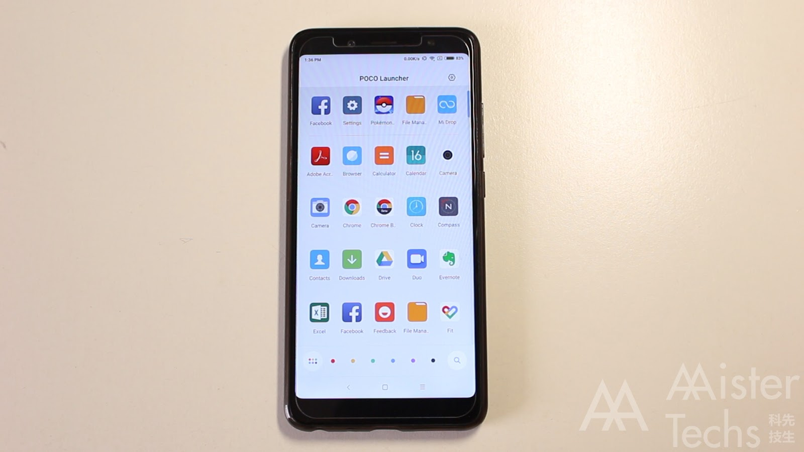 Hands On POCO Launcher on Xiaomi Redmi Note 5 (Pro)   Weekly