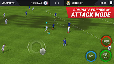 Download FIFA Soccer Mobile Mod Apk New Version