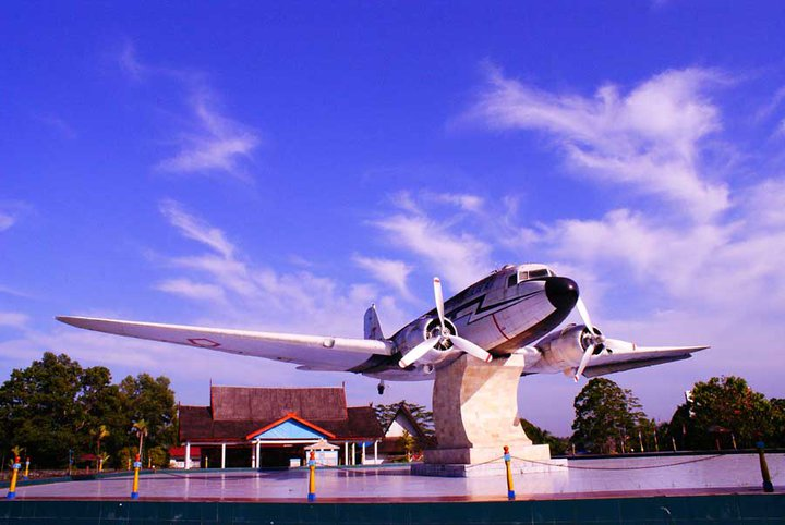 Landasan TNI AU Terluas nan Bersejarah