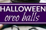Hallowen Oreo Truffles Recipe