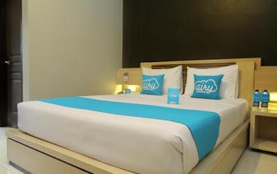 Pasilitas Kamar Hotel Airy