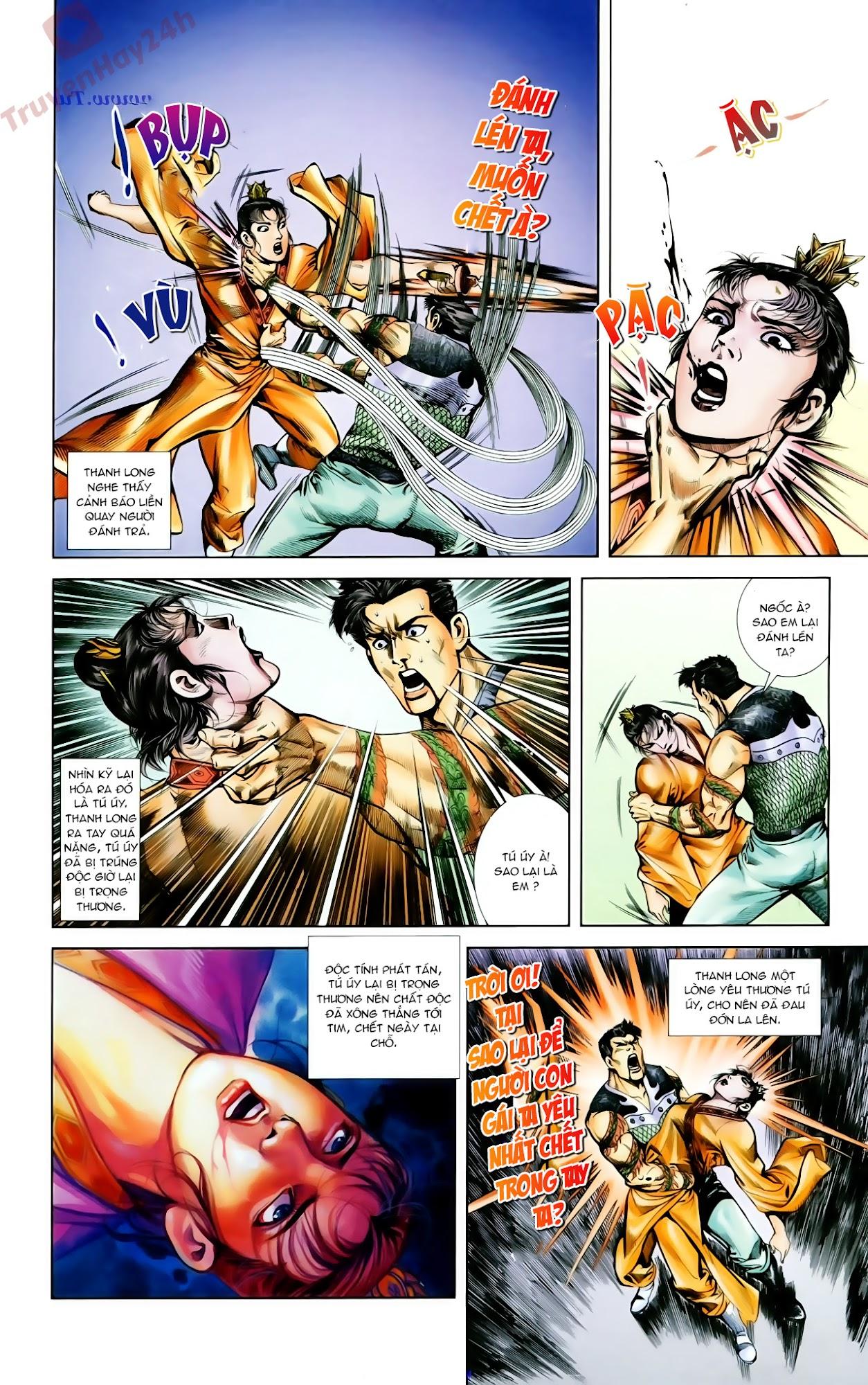 Cơ Phát Khai Chu Bản chapter 66 trang 13