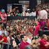 Cruz das Almas: Em evento lotado,prefeito Orlandinho reforça apoio aos candidatos do PT