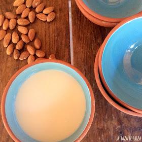 Sopa fría de almendras (Ajo blanco de Málaga)