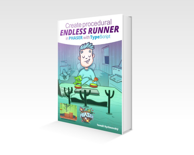 Create procedural endless runner in Phaser with TypeScript