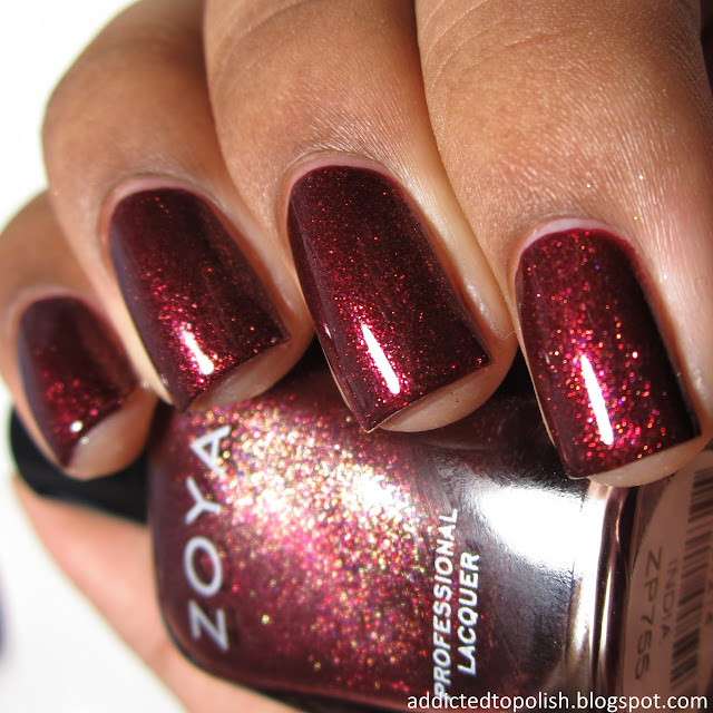 Zoya India Ignite Fall 2014