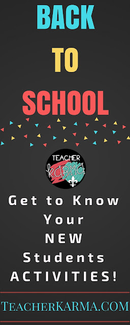 free back to school get to know your students teacherkarma.com