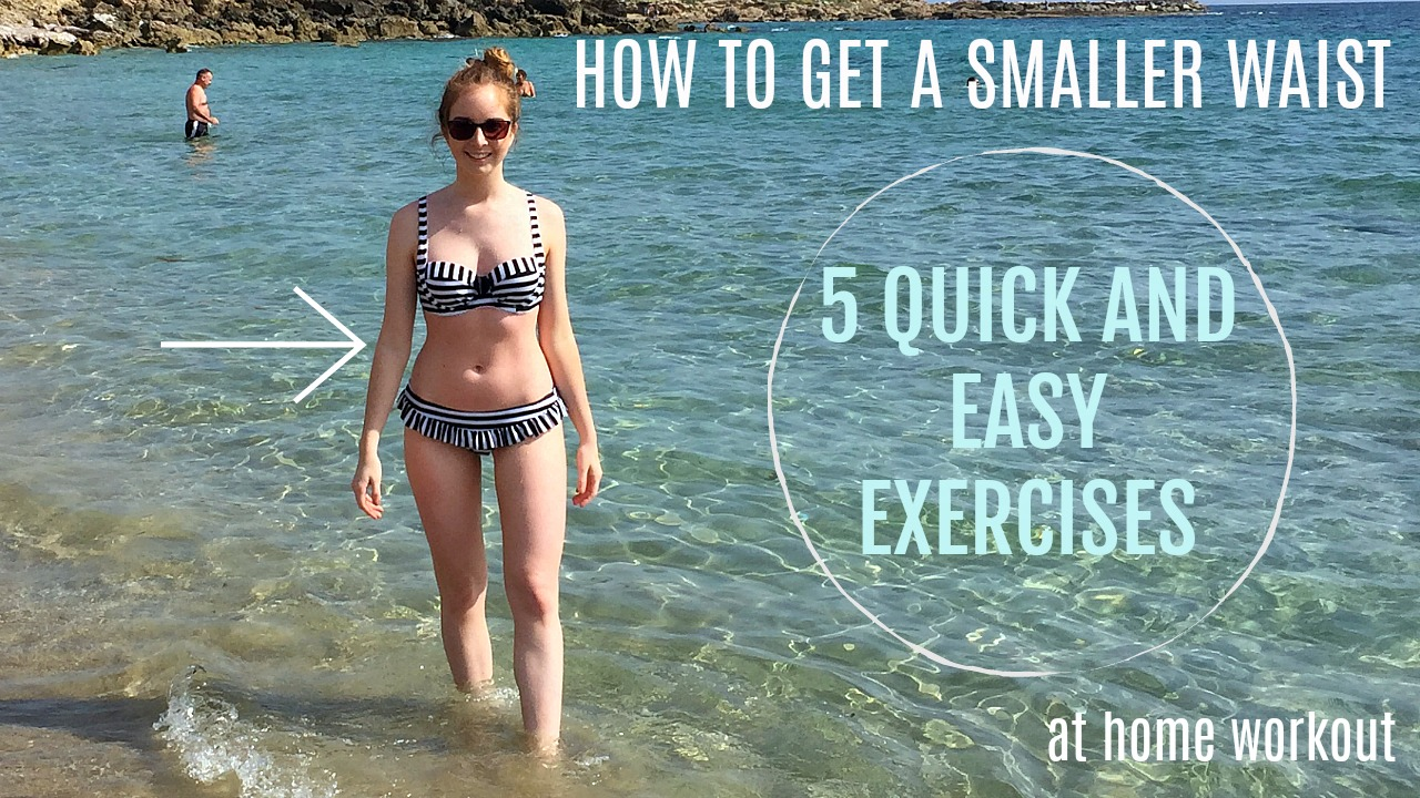 According to abi - how to get a smaller waist