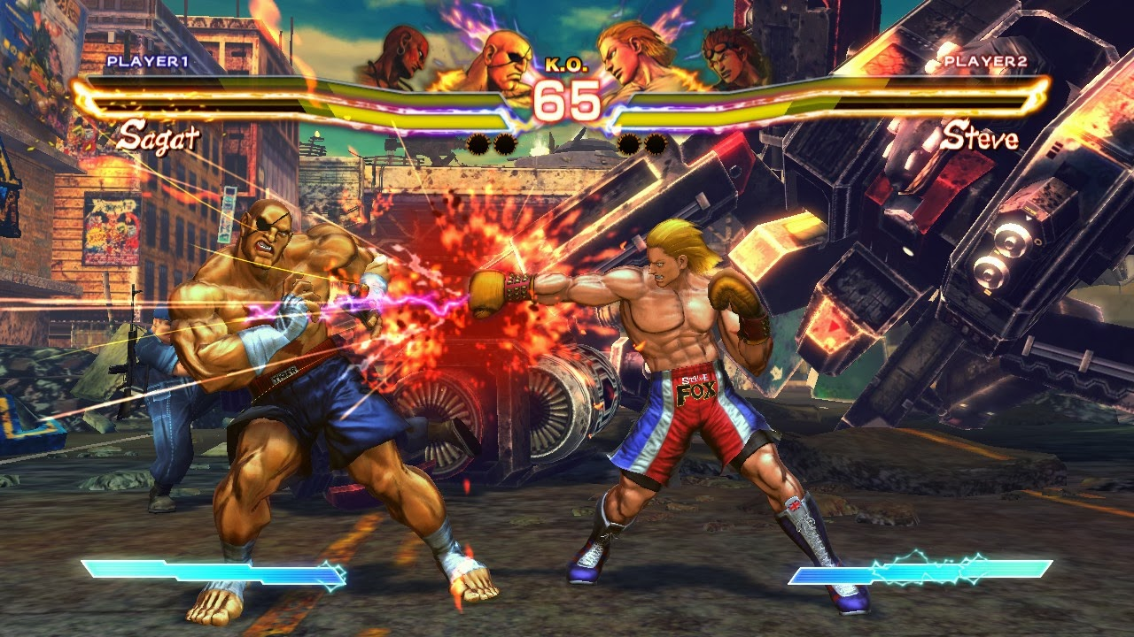 Street Fighter 2 is a PC adaptation of the famous 1991 arcade fighting  game from Capcom.Ryu. If you're a fan of fighting games, then just the name is enough to take you straight back to the nostalgic world of  Street Fighter. This successful series...View full description.
