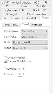 Cara Membuat Jam Digital Sederhana CVAVR