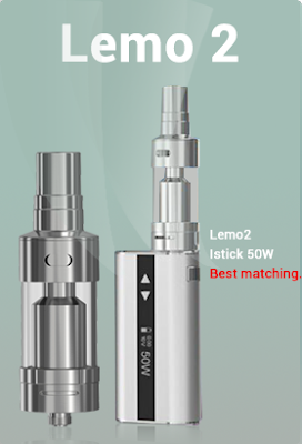 Lemon 2 MATCH WITH iStick50w !