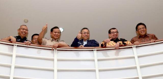 Ini Hasil Kesepakatan Pertemuan Antara PKS, Gerindra dan PAN