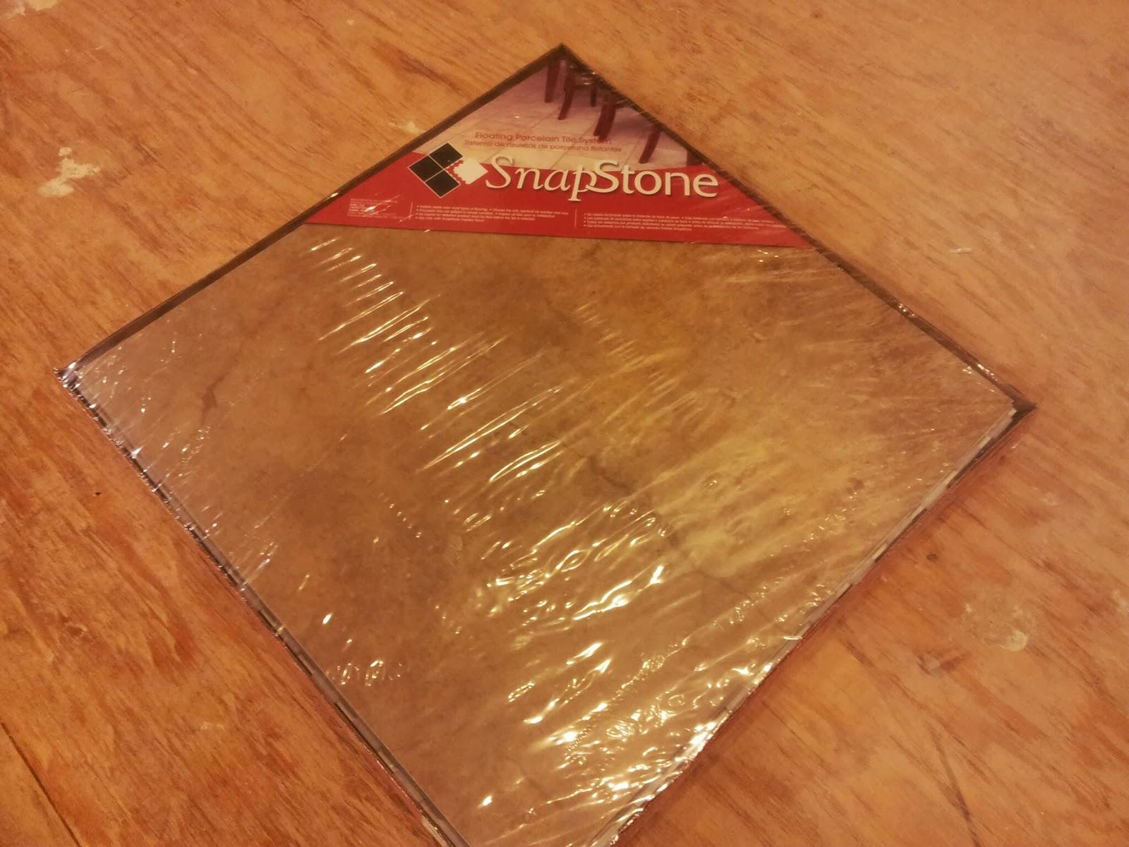 Snapstone Kitchen Tile Has Finally Arrived