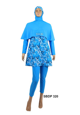 Model Baju Renang Muslim terbaru