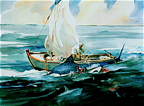 the old man in the sea code hero The old man and the sea is a short novel written by the american author ernest hemingway in 1951 in cuba, and published in 1952 it was the last major work of fiction.