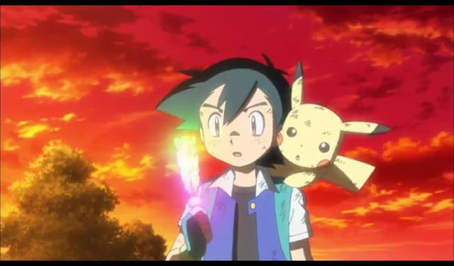 Second Screenshot from Pokemon the Movie: I Choose You! trailer
