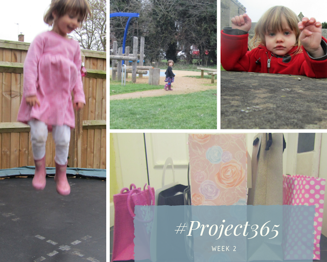 Week 2 of #Project365 - A photo every day for a year!