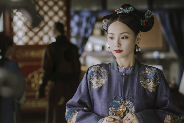 Zhang Jiani Shun Pin Story of Yanxi Palace