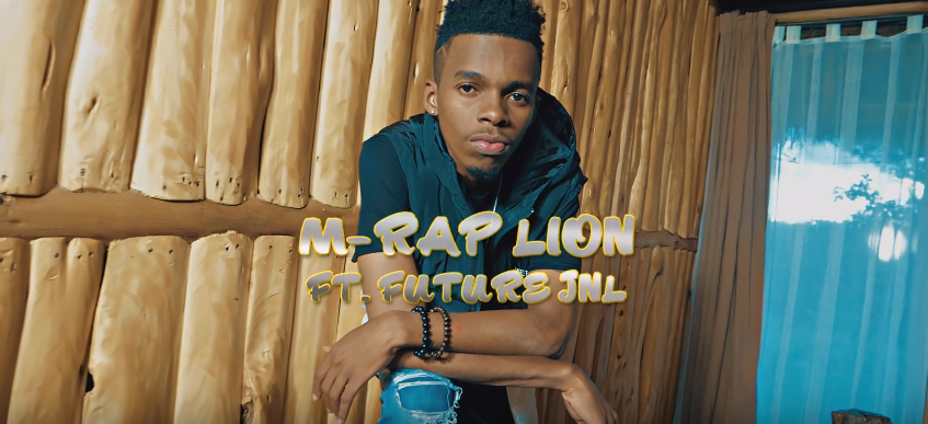 M Rap Lion Ft. Future JNL – Nairobi Love