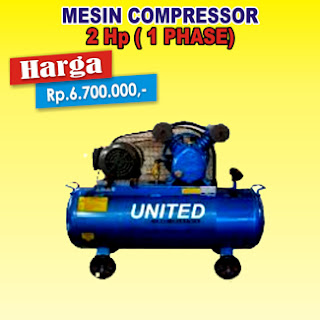 Compressor United 2Hp 1Phase