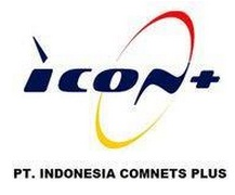 Logo PT Indonesia Comnets Plus