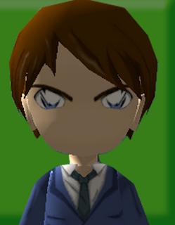 Shinichi Kudo Detective Conan Skin AOTTG