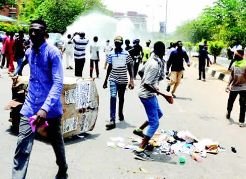 Update On Police and Shiite Clash In Abuja