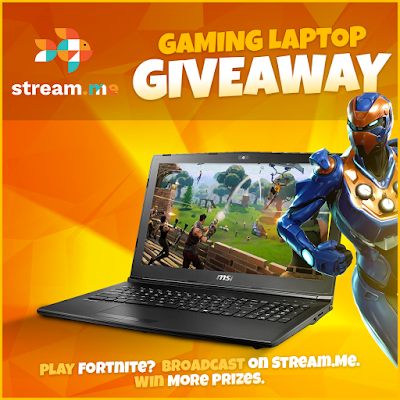 Win an MSI Gaming Laptop Worldwide Giveaway