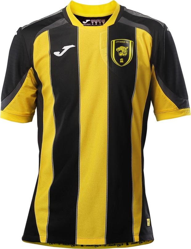 bdb00c9f40 Joma lança as novas camisas do Al Ittihad - Show de Camisas