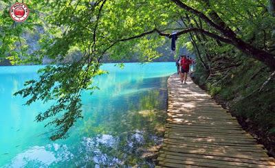 Plitvička Jezera, Croacia