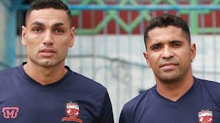 Madura United Pinjamkan Jaimerson dan Beto ke Persija Jakarta