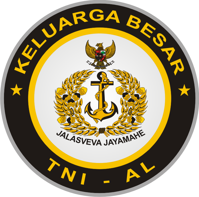 Gambar Stiker Tni Angkatan Laut Al Kumpulan Logo Lambang Indonesia