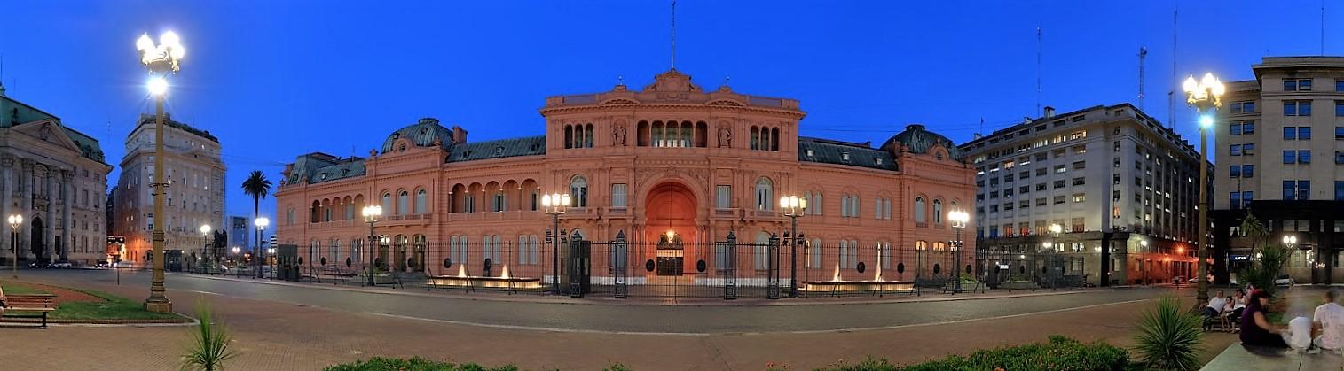 5-five-5: Casa Rosada (Buenos Aires - Argentina)