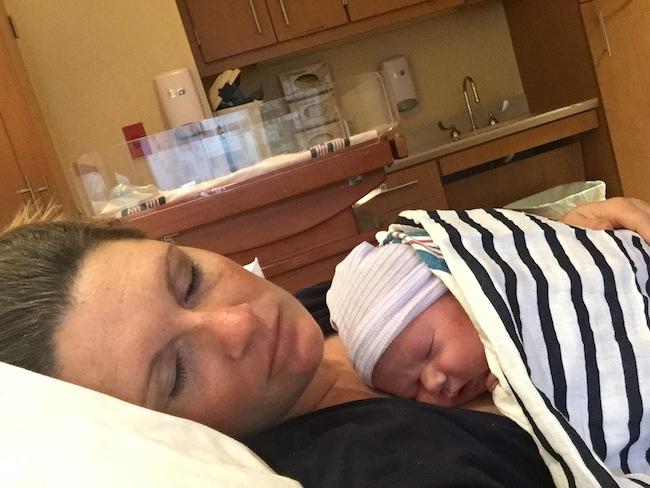the FARMER'S wife: bennett zane   a birth story