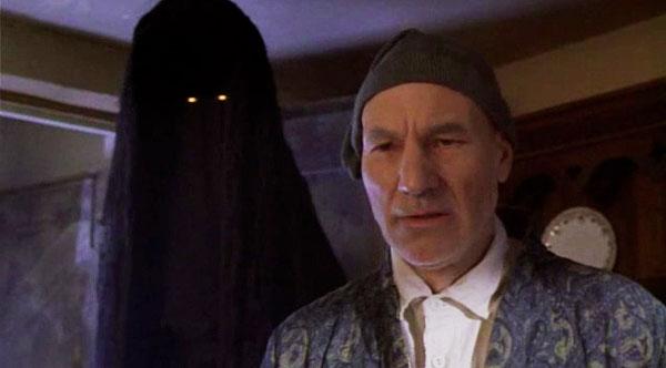 W pajęczej sieci: Opowieść wigilijna (1999)