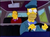 Homero contra Patty y Selma
