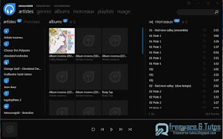Dopamine : free audio player