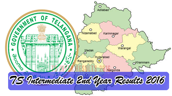 Telangana Intermediate Senior Results 2016