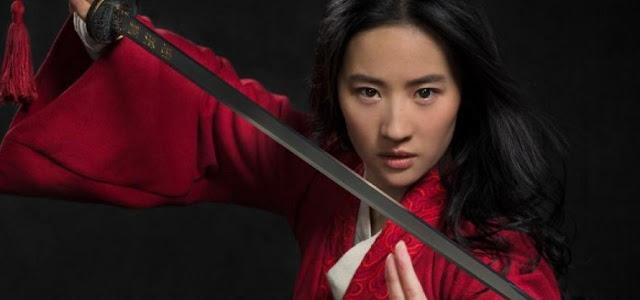 Executivo da Disney aborda a polêmica envolvendo os créditos de 'Mulan'