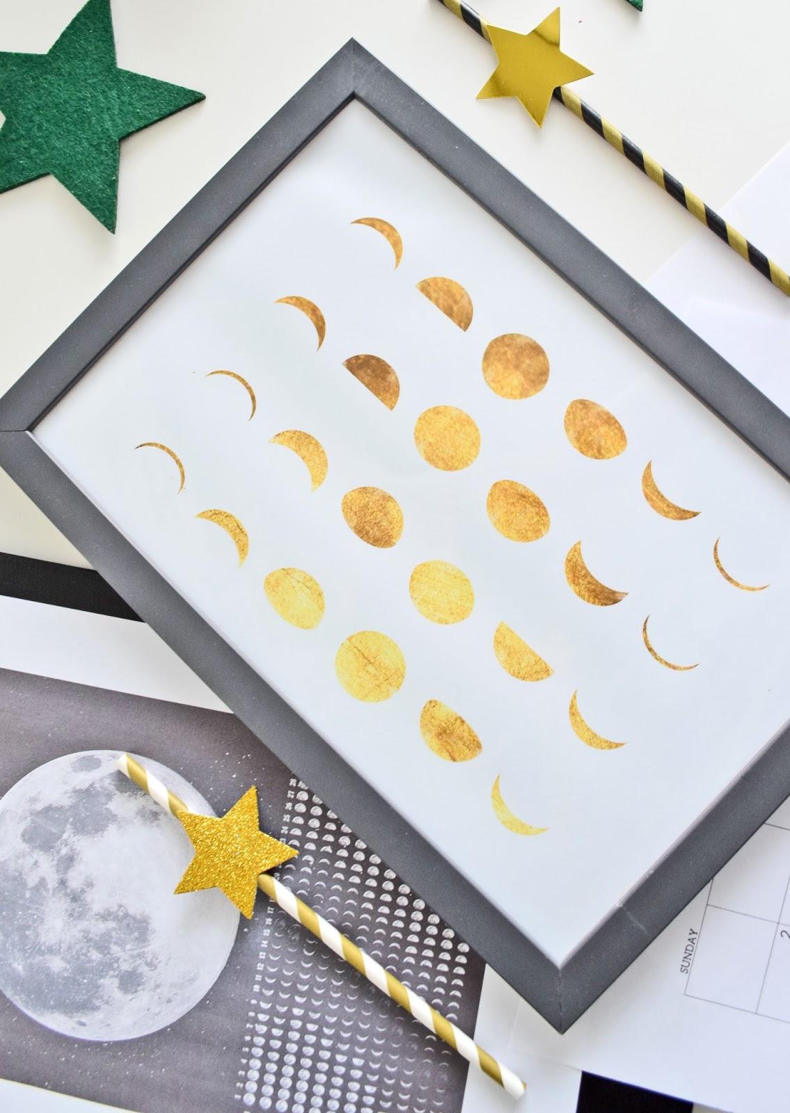 plakat z kciężycem