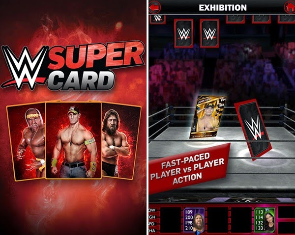 WWE SuperCard 1 4 0 APK - Top apps