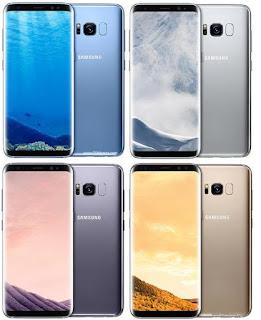 Samsung Galaxy S8, Lazada, pre order