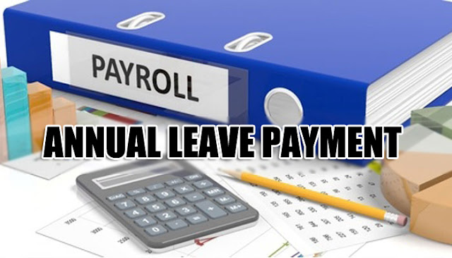 annual leave salary vacation uae labours