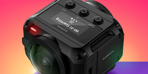 VR Camera Garmin Virb 360